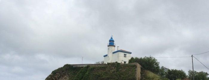 Faro Zumaia is one of Faros.
