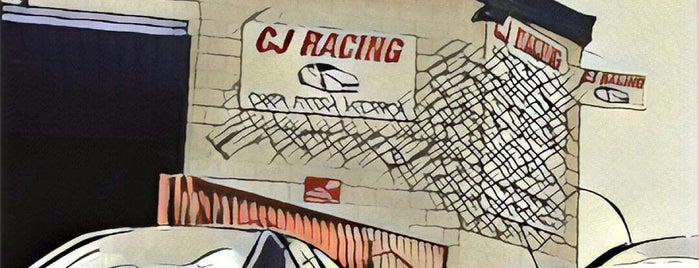 CJ Racing is one of Gonzalo'nun Beğendiği Mekanlar.