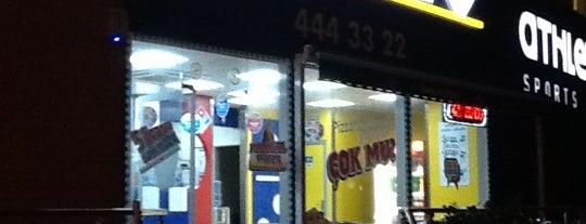 Domino's Pizza is one of Posti che sono piaciuti a Gökhan.