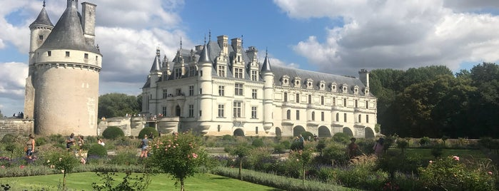 Chenonceaux is one of Kevin : понравившиеся места.