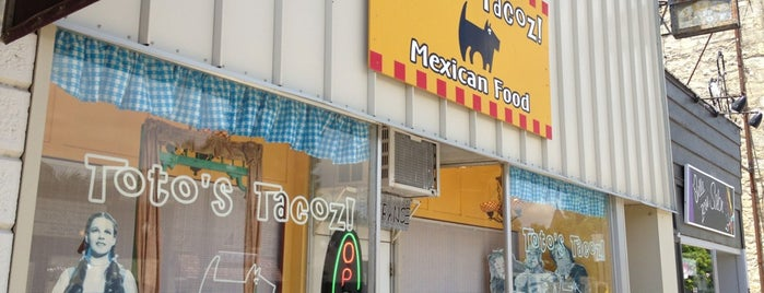 Toto's Tacoz is one of Mallory 님이 저장한 장소.