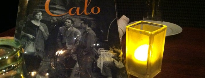Calo Ristorante is one of To-Nom's.