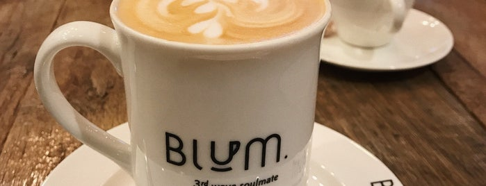 Blum Coffee House is one of İstanbul.