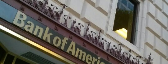 Bank of America is one of Tempat yang Disukai Dan.