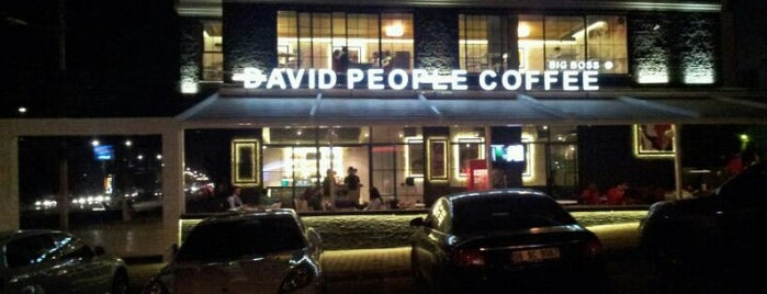 David People Coffee&Food is one of Coffe.