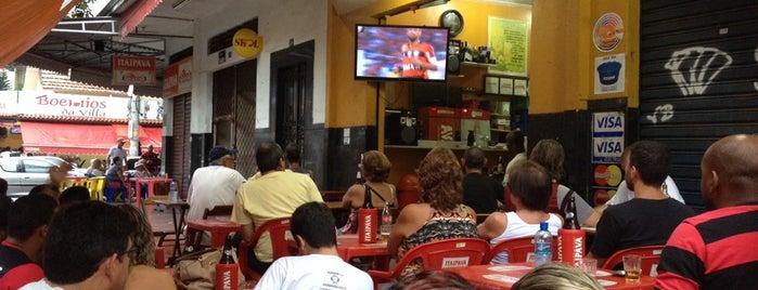 Bar Gente Nossa is one of Tempat yang Disimpan Paola.