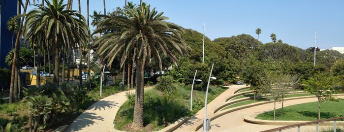 Tongva Park is one of SoCal Favorites.