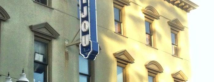Bijou Theatre is one of Theatres.