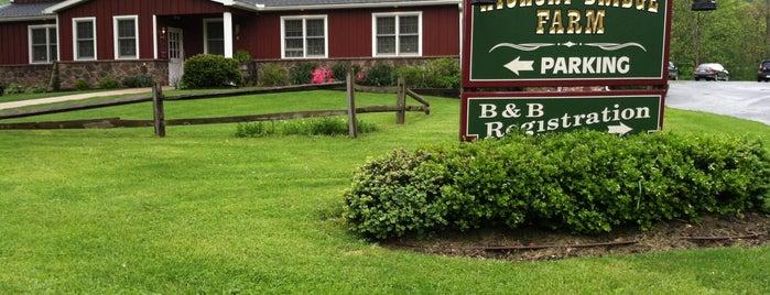Hickory Bridge Farm is one of Philadelphia.