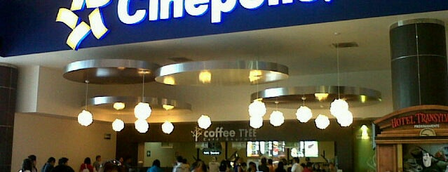 Cinépolis is one of Travel.