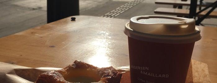 Andersen & Maillard is one of Paris in Copenhagen.