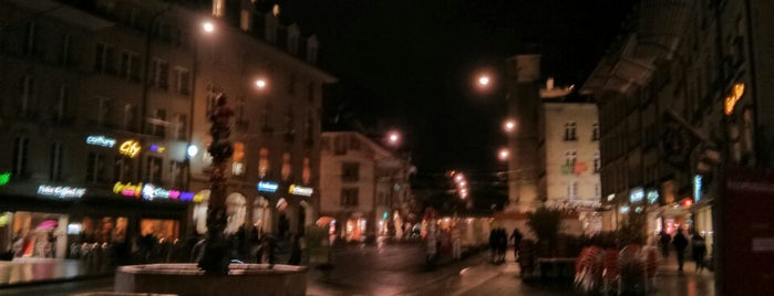 Kornhausplatz is one of สถานที่ที่ Giovanna ถูกใจ.