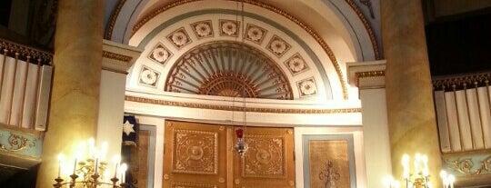 Vienna Sinagoga is one of wien.