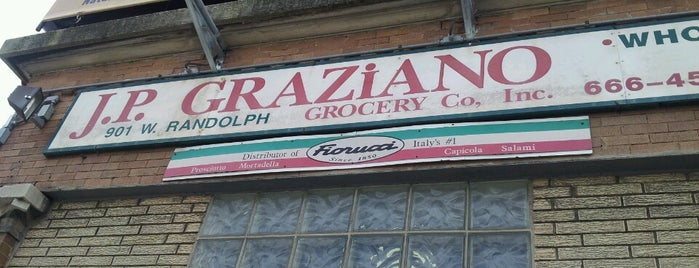 J.P. Graziano Grocery is one of Lakeview.