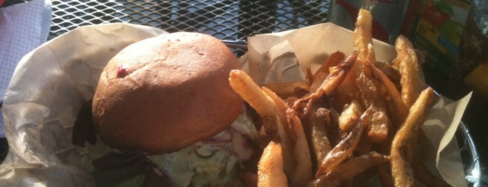Farm Burger is one of Atlanta: Cheap Eats.