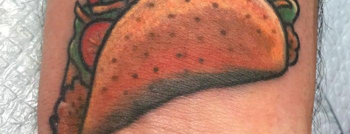Moo Tattoo is one of Tattoo Parlors.