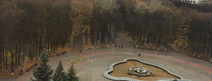 Колесо обозрения Небо33 is one of สถานที่ที่ Alexandr ถูกใจ.