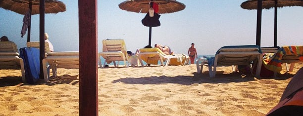 Praia dos Pescadores is one of Algarve.