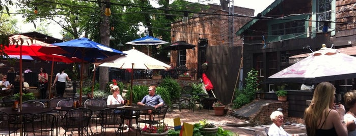 Molly's in Soulard is one of 55 Bars Filled With Single Ladies.