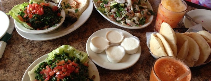 Al-Ameer Restaurant is one of Detroit + Ann Arbor.