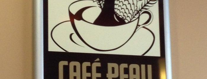Café Pfau is one of Berlin.