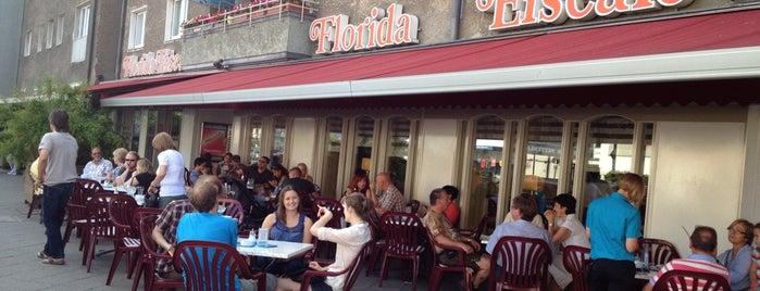Florida Eiscafé is one of bucket list - dessert shop.
