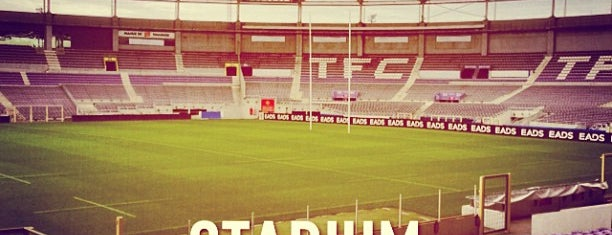 Stadium Municipal is one of Big Matchs's Today!.