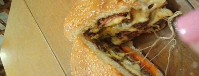 Lig Burger is one of Lieux qui ont plu à Jackeline.