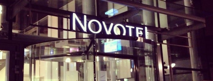 Novotel London Paddington is one of Joao : понравившиеся места.