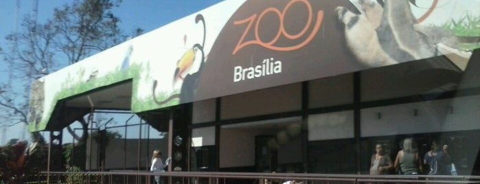 Zoológico de Brasília is one of Evandro: сохраненные места.