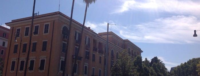 Soggiorno Sunny Hotel Rome is one of สถานที่ที่ Zuzana ถูกใจ.