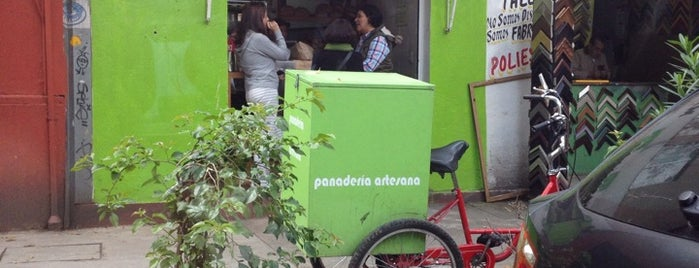 Pan Verde is one of La Zona..