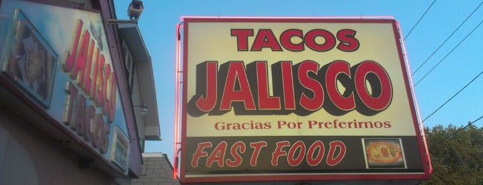Jalisco Tacos is one of Suburbs.