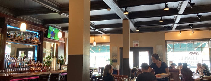 Luna Restaurant is one of Skiing - Lake Placid.