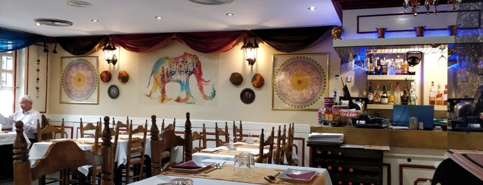 Delhi Darbar is one of Bcn Want to go.
