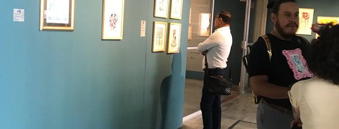Galeria José María Velasco is one of MUSEOS.