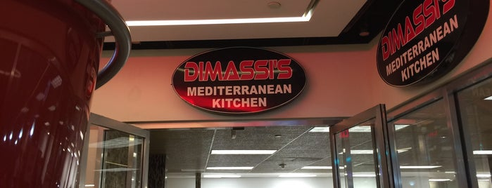 Dimassi's Mediterranean Buffet is one of Andrew 님이 좋아한 장소.