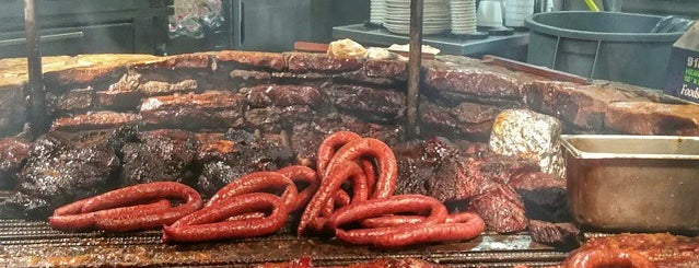 The Salt Lick is one of Austin.