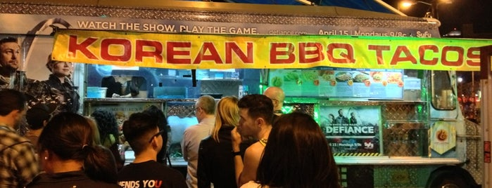 Korean BBQ Tacos is one of Food  Paradise USA.