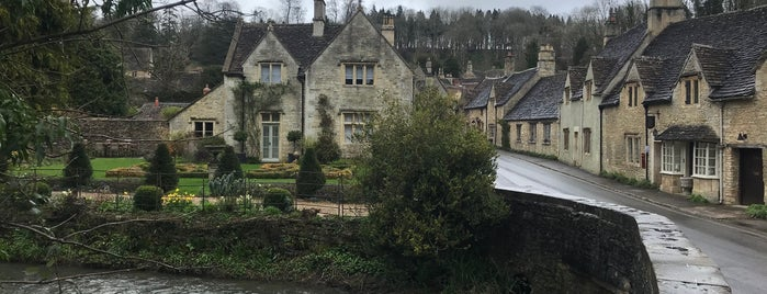 Castle Combe is one of Exploring UK.