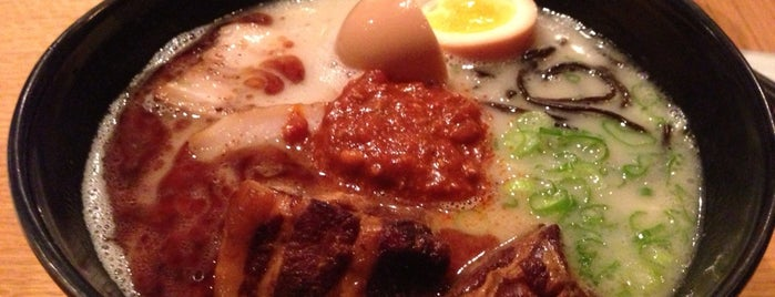 Ippudo Westside is one of NYC (Hell's Kitchen/ Midtown West): Food Best Bets.