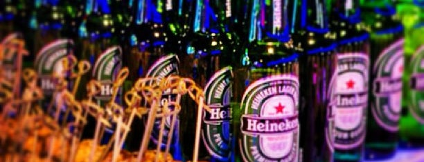Heineken Russia is one of Locais curtidos por Artem.