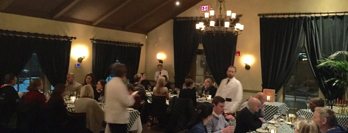 Mr B's - A Bartolotta Steakhouse is one of Must Visit Local Milwaukee Establishments.