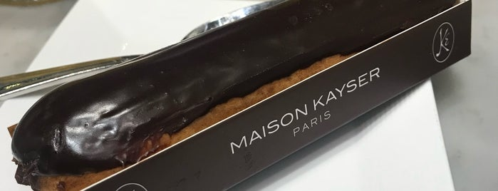 Maison Kayser is one of Lugares favoritos de Fabricio.