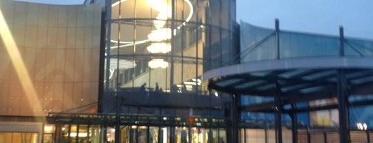 Kauppakeskus Veturi is one of Suomen suurimmat kauppakeskukset.