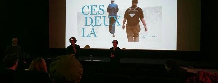 Cinéma Le Palace is one of Jean-Luc 님이 저장한 장소.