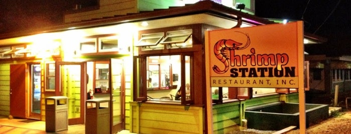 The Shrimp Station is one of Hawaii.
