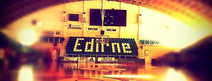 Mimar Sinan Spor Salonu is one of Edirne.