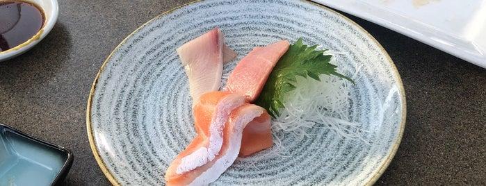 Ken Sushi Workshop is one of San Diego.