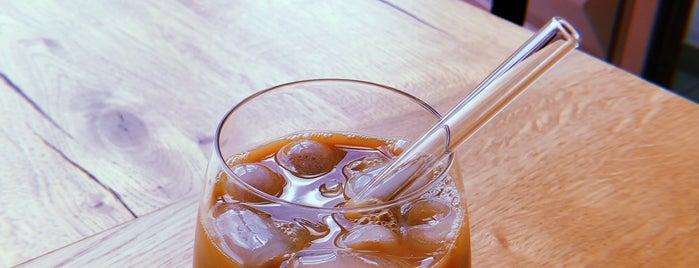 7 shots coffee is one of Kde si pochutnáte na kávě doubleshot?.